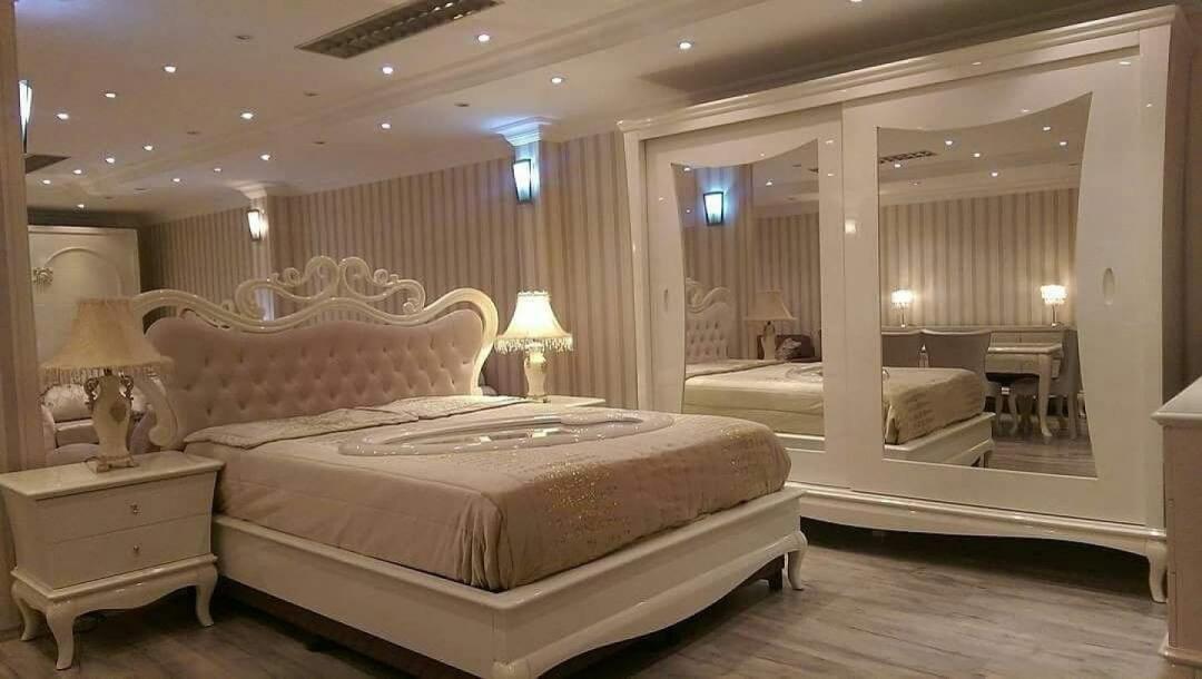 Klasik yatak odas for Mobilya yatak odasi